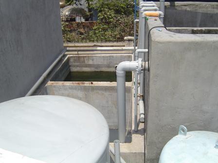 Hệ thống xử lý nước thải nhà máy giặt là