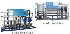 Hệ thống xử lý nước thương mại