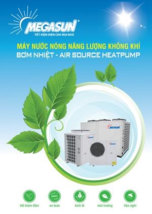 Heatpump – Bơm nhiệt