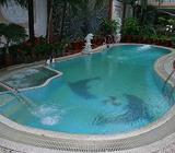 Hình mẫu hồ bơi tiêu biểu
