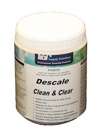 Hoá chất Drydescaler Hoá chất tẩy cặn dạng khô