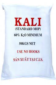Hóa chất KCL (Kali Clorua)