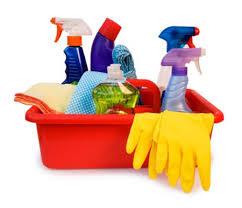 Hóa chất tẩy rửa gia dụng
