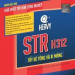 Hoá chất tẩy xi măng STR H312