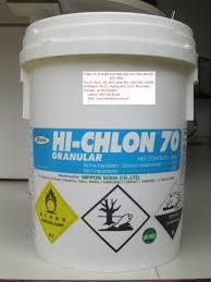 Hóa chất thủy sản