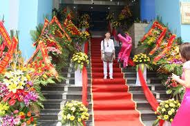 Hoa tươi tổ chức sự kiện