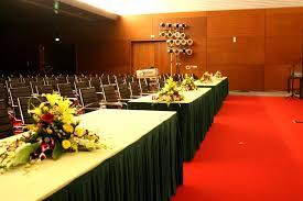 Hoa tươi hội nghị