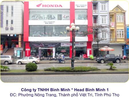 Honda Việt Trì