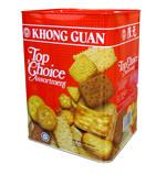 Hộp bánh Khong Guan