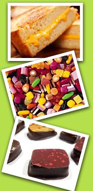 Hương liệu bánh kẹo