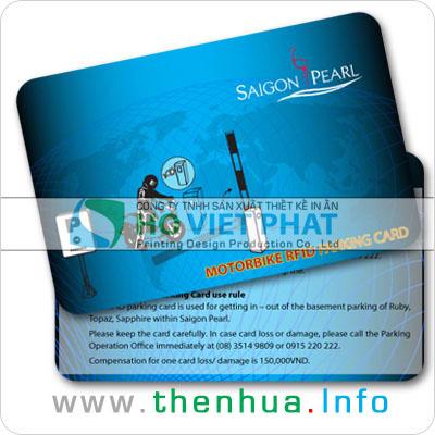 In Thẻ Khóa Cảm Ứng