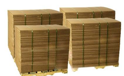 In thùng carton 3 lớp, 5 lớp, 7 lớp