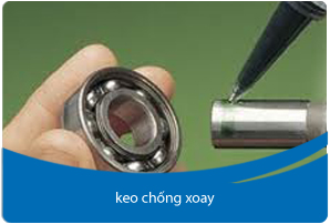 Keo chống xoay