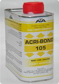 Keo dán nhựa Acri - Bond 105
