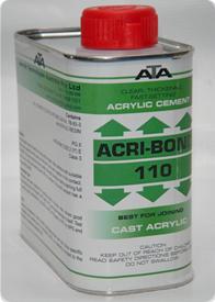 Keo dán nhựa Acri - Bond 110