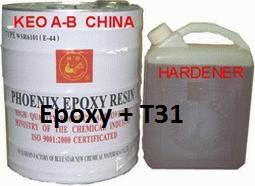 Keo Epoxy, T31