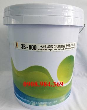 Keo màu chống thấm 3B-800