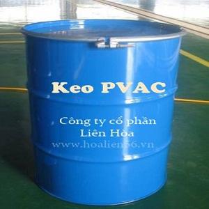 Keo sữa 2 thành phần, Keo PVAC