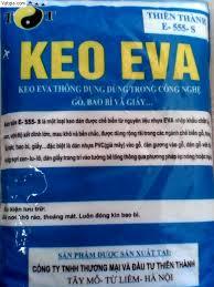 Keo sữa EVA