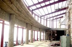 Kết cấu thép nhà 34 tầng