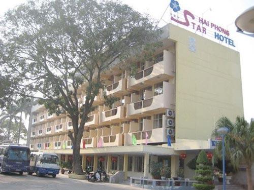Khách sạn Ngôi sao Hải Phòng