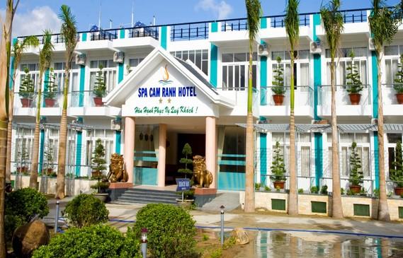 Khách Sạn Spa Cam Ranh