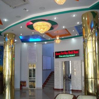 Khách sạn tại Thái Nguyên