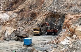 Khai thác quặng đồng