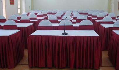 Khăn trải bàn phòng họp