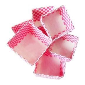 Khay nhựa đan