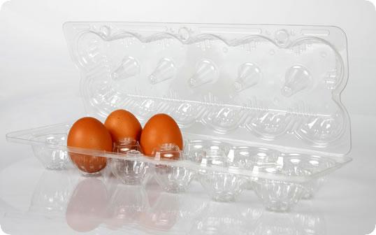 Khay nhựa PET đựng trứng
