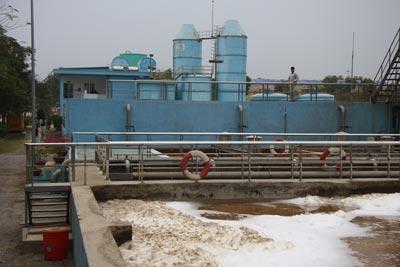 Khu liên hợp xử lý rác thải Nam Sơn