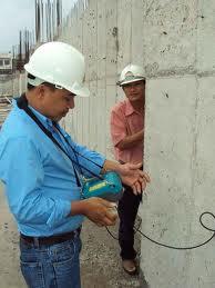Kiểm định chất lượng bê tông