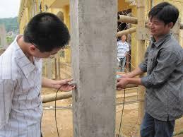 Kiểm định vật liệu xây dựng