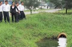 Lập báo cáo xả nước thải vào nguồn nước