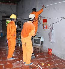 Lắp đặt các thiết bị điện