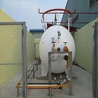 Lắp đặt hệ thống chiết nạp khí