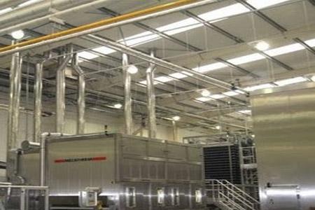 Lắp đặt hệ thống điện nước công nghiệp