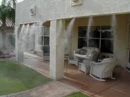 Lắp đặt hệ thống phun sương