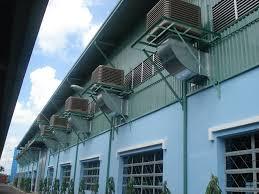 Lắp đặt hệ thống thông gió nhà xưởng