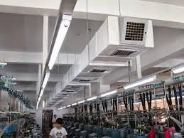 Lắp đặt hệ thống thông gió tòa nhà