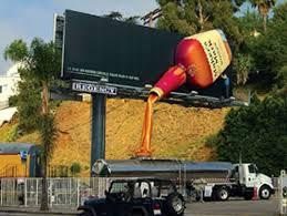 Lắp đặt pano quảng cáo ngoài trời