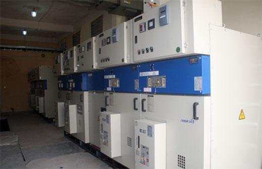 Lắp đặt trọn gói hệ thống thiết bị trạm nguồn