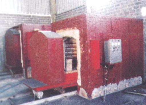 Lò điện nhiệt luyện