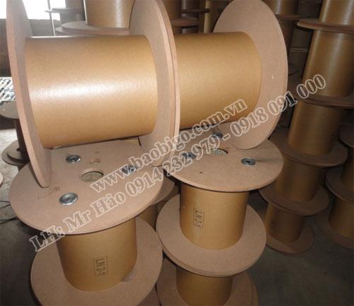 Lô gỗ cuốn cáp điện
