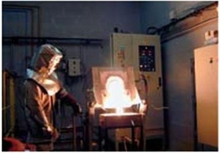 lò nhiệt điện