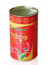 Lon trà