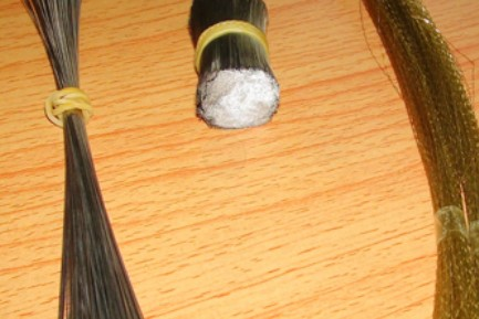 Lông bàn chải bằng kim loại