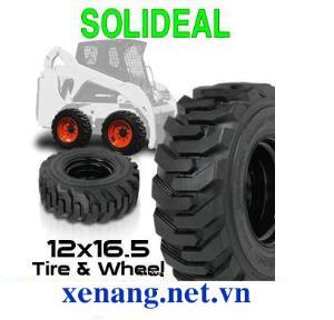 Lốp xe xúc Solideal