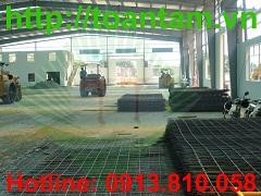 Lưới thép sàn bê tông